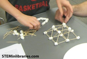 Marshmallow Tower 3