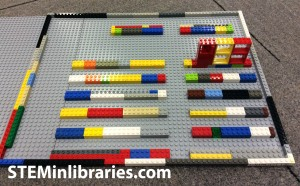Legofloorplan
